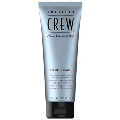 Крем с фибри за средно дълга и дълга коса - American Crew Fiber Cream